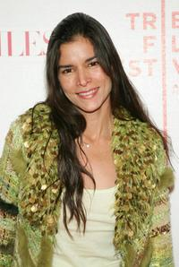 Patricia Velasquez at the screening of