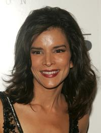 Patricia Velasquez at the Wayuu Taya Foundation fundraising gala.