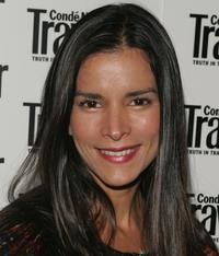 Patricia Velasquez at the Conde Nast Traveler's 18th annual Readers Choice awards.