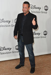 Lenny Venito at the 2012 TCA Summer Press Tour in California.