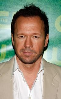 Donnie Wahlberg at the CW Network Summer TCA party.