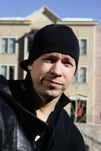 Donnie Wahlberg at the 2005 Sundance Film Festival.