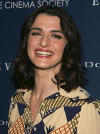 Rachel Weisz at the N.Y. premiere of