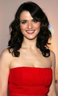 Rachel Weisz at the NBC/Universal Golden Globe after party.