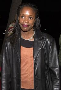 Charlayne Woodard at the premiere of
