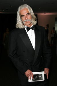 Sam Elliott at the New Line Cinema's 40th Anniversary celebration.