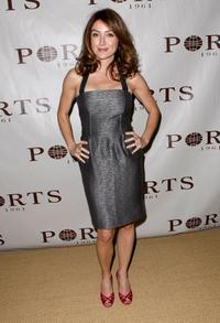Sasha Alexander at the Ports 1961 Los Angeles Store opening hosted by W Magazine.