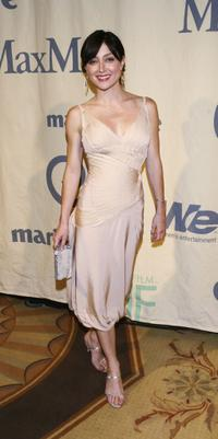 Sasha Alexander at the 2004 Crystal and Lucy Awards.