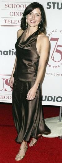 Sasha Alexander at the 75th Celebration of the USC School Of Cinema.