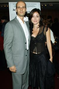 Edoardo Ponti and Sasha Alexander at the AMPAS Tribute to Michelangelo Antonioni and the screening of