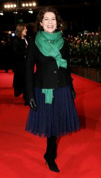 Hannelore Elsner at the premiere of