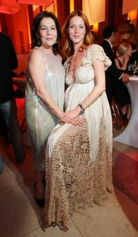 Hannelore Elsner and Esther Schweins at the German Film Awards.