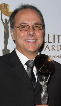 Scott Millan at the 12th Satellite Awards in California.