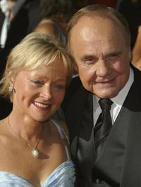 Dick Enberg and Guest at the 12th Annual ESPY Awards.