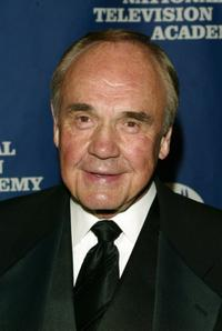 Dick Enberg at the 25th Annual Sports Emmy Awards.