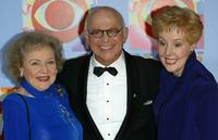 Betty White, Gavin Macleod and Georgia Engel at the