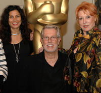 Yolanda Toussieng, Roy Helland and Gail Ryan at the Academy of Motion Picture Arts & Sciences