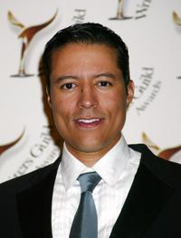Yancey Arias at the 55th Annual Writers Guild Awards.