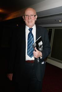 Richard Wilson at the Laurence Olivier Awards.