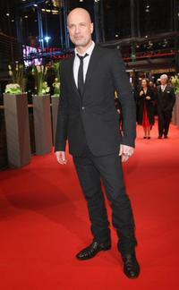 Christian Berkel at the premiere of