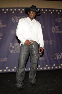 Bobby Brown at the 2008 CMT Music Awards.