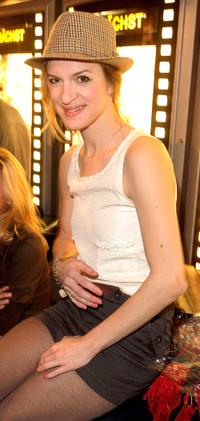 Inga Busch at the after party of the Germany premiere of