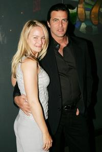 John Enos and Sharon Case at