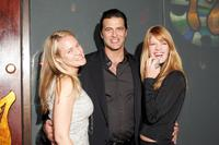 Sharon Case, John Enos and Michelle Stafford at the