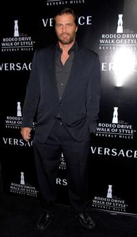 John Enos at the Rodeo Drive Walk of Style Awards.