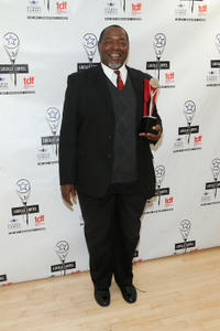 Chuck Cooper at the 28th Annual Lucille Lortel Awards in New York.