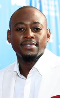 Omar Epps at the 38th annual NAACP Image Awards.