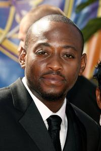 Omar Epps at the 58th Annual Primetime Emmy Awards.