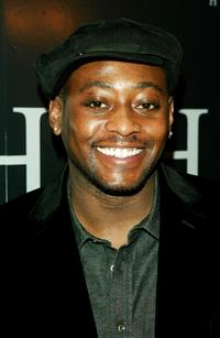 Omar Epps at the after party for the launch of the Tommy Hilfiger H Collection Line.