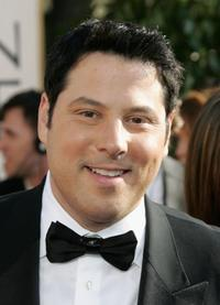 Greg Grunberg at the 64th Annual Golden Globe Awards.