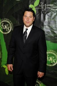 Greg Grunberg at the NBCs Heroes during the 2007 Mint Jubilee Gala Fundraiser.