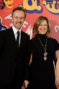Carlos Hipolito and Mapi Sagaseta at the 18th Spanish Actors Guild Awards.