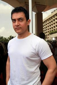 Aamir Khan at the promotional event for