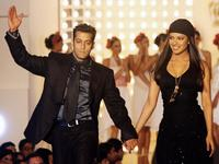 Salman Khan and Priyanka Chopra at the music release of