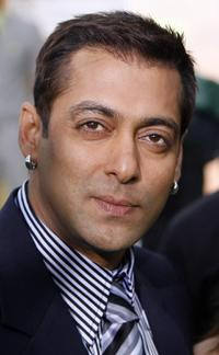 Salman Khan at the International Indian Film Academy Awards.