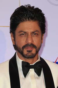 Shah Rukh Khan at the Bollywood Inspired Charity Gala at the Taj Mahal Palace Hotel.
