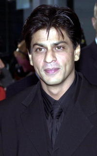 Shah Rukh Khan at the First International Indian Film Awards.