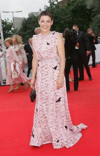 Nicolette Krebitz at the Deutscher Filmpreis, the German Film Awards.