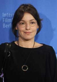 Nicolette Krebitz at the 59th Berlin Film Festival.