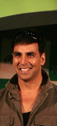 Akshay Kumar at the press conference of Xbox 360 ICICI Bank co-branded credit card.