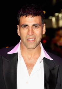 Akshay Kumar at the UK premiere of