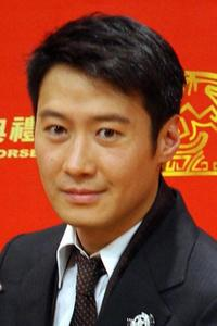 Leon Lai at the 39th Golden Horse Awards.