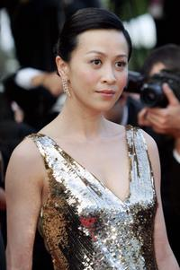 Carina Lau at the official projection of