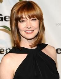 Sharon Lawrence at the Geffen Playhouse's annual backstage gala.