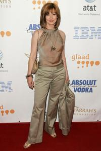Sharon Lawrence at the 19th Annual GLAAD Media Awards.