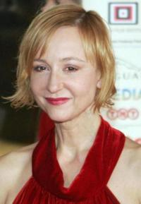 Susanne Lothar at the European Film Awards.